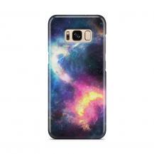 themobilestore-2Skal till Samsung Galaxy S8 - Rymden - Svart/Blå