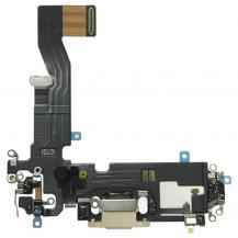 iPhone 12 Pro Laddkontakt med Flex - Guld
