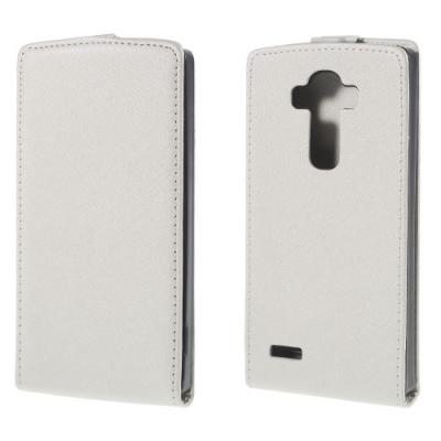 Flipfodral till LG G4 - Vit