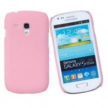 OEMBaksidesskal till Samsung Galaxy S3 mini i8190 (Rosa)