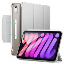 ESRESR Ascend Trifold Fodral iPad Mini 6 2021 - Silver Grå