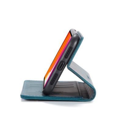 CASEME Plånboksfodral för iPhone 11 - Blå