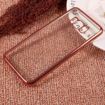 OEMGel Mobilskal till Samsung Galaxy S8 Plus - RoséGuld