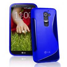 A-One BrandFlexiCase Skal till LG G2 (Blå)