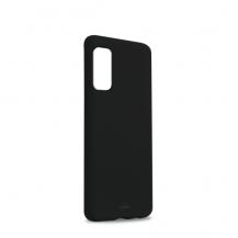 """PuroPuro Icon Cover Samsung Galaxy S20 6.2"""" - Black"""