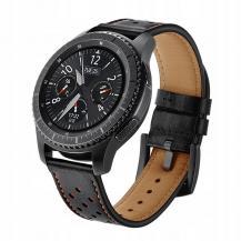 Tech-ProtectTech-Protect Läder Samsung Gear S3 Svart