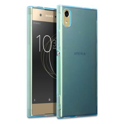 Gel Mobilskal till Sony Xperia XA1 - Blå