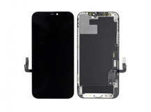 iPhone 12/12 Pro Glas med LCD display - Svart