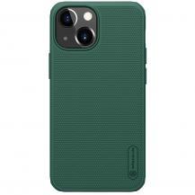 NillkinNillkin Super Frosted Shield Pro Skal iPhone 13 Mini - Grön