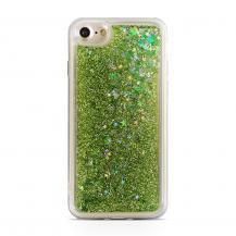 CoveredGearGlitter Skal till Apple iPhone 8/7 - Grön