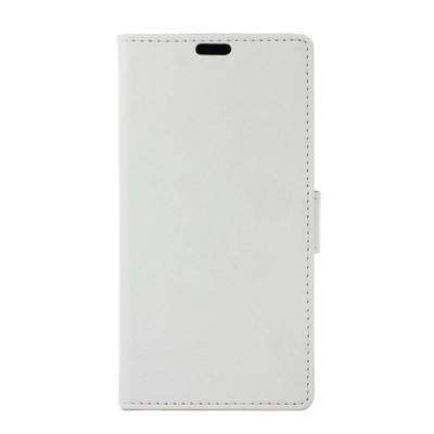 Plånboksfodral av konstläder till LG G5 - Vit