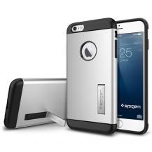 SpigenSPIGEN Slim Armor Skal till Apple iPhone 6(S) Plus (Satin Silver)