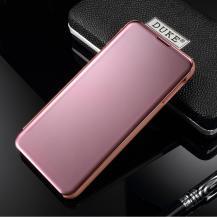 A-One BrandView Window Fodral för Samsung Galaxy S10e - Roséguld