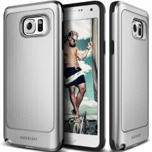 CaseologyCaseology Vault Skal till Samsung Galaxy Note 5 - Silver