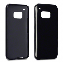 OEMFlexicase Skal till HTC One M9 - Svart