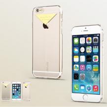 USAMSUsams BaksideSkal till Apple iPhone 6 / 6S - Guld