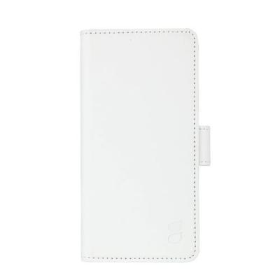 GEAR Plånboksväska till Samsung S10 - Vit