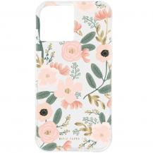 Case MateCase Mate - Rifle Paper Skal iPhone 12 Mini - Wild Flowers
