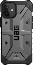 UAGUAG Pathfinder Cover Skal iPhone 12 Mini - Silver