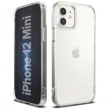 RingkeRingke Fusion Matte PC skal Bumper iPhone 12 mini transparent