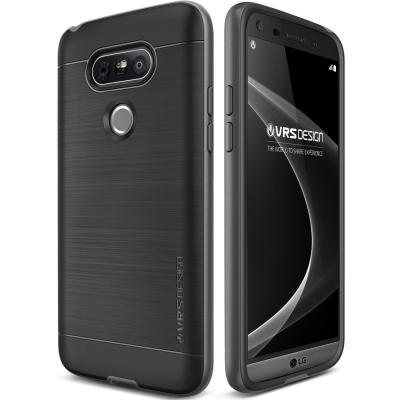 Verus High Pro Shield Skal till LG G5 - Steel Silver