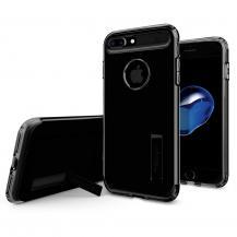 SpigenSPIGEN Slim Armor Skal till Apple iPhone 7 Plus - Jet Black