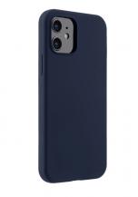 MelkcoMelkco Aqua Silicone Skal Apple iPhone 12 Mini - Dark Blå