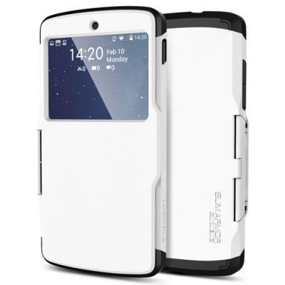 Spigen Slim Armor View till LG Nexus 5 (Vit)