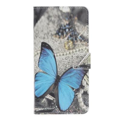 Plånboksfodral för iPhone 11 - Fjäril