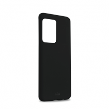"""PuroPuro Icon Cover Samsung Galaxy S20 6.9"""" - Black"""