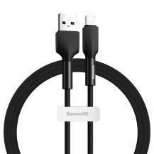 BASEUSBaseus USB lightning Kabel 2,4 A 1 m 480 Mbps Svart