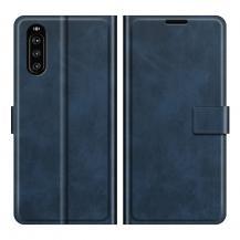 OEMFlip Folio Plånboksfodral Sony Xperia 10 III - Blå