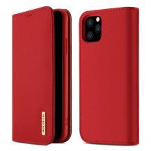 Dux DucisDUX DUCIS Wish Plånboksfodral för iPhone 11 Pro - Röd