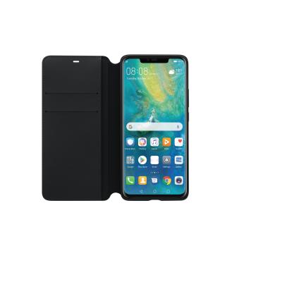 Huawei PU Wallet till Mate 20 Pro - Svart