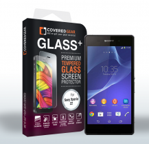 CoveredGearCoveredGear härdat glas skärmskydd till Sony Xperia Z2