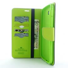 MercuryMercury Fancy Diary Plånboksfodral till Samsung Galaxy Tab 3 7,0 (Blå)