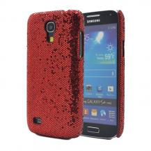 OEMGlitter Skal till Samsung Galaxy S4 mini - Röd