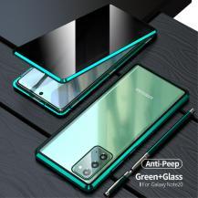 OEMMagnetic Metal Skal Till Galaxy Note 20 - Grön