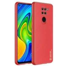 Dux DucisDux Ducis Yolo Mobilskal Xiaomi Redmi 10X 4G / Note 9 - Röd