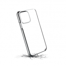 PuroPuro Impact Clear Skal iPhone 13 Pro - Transparent