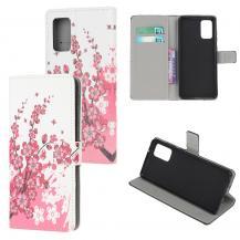 Plånboksfodral till Samsung Galaxy S20 Plus - Plommonträd