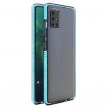 HurtelSpring Case skal Redmi 10X 4G/Redmi Note 9 ljus Blå