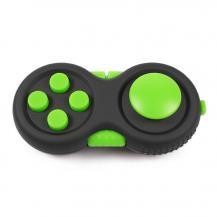 Fidget Toys1-Pack Fidget Leksak - Klassisk Kontroll - Svart/Grön
