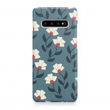 TheMobileStore Slim CasesDesigner Skal till Samsung Galaxy S10 - Pat2066