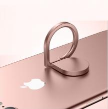 A-One BrandWater Drop Ringhållare till Mobiltelefon - Rose Gold