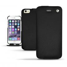NoreveNoreve Flipfodral av äkta läder Apple iPhone 6S Plus - Svart