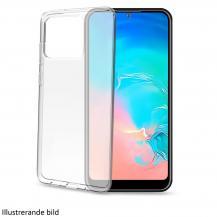CellyCelly Gelskin mobilskal Galaxy S21 Ultra Transparen