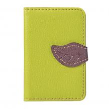OEMLeaf kreditkortshållare för smartphones - Grön