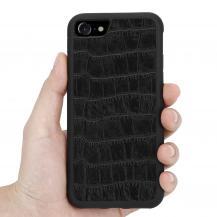 CoveredGearCoveredGear Croco skal till iPhone 6/7/8/SE 2020 - Svart