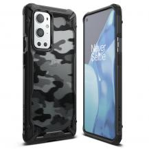 RingkeRingke Fusion X Durable Skal OnePlus 9 Pro - Camoflauge Svart